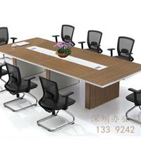 供应深圳办公家具厂直销板式会议桌