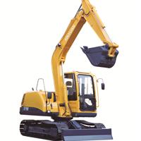 供应新源挖掘机、挖沟机、挖土机