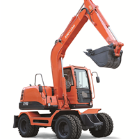 供应新源挖掘机、轮式挖掘机、小型挖掘机