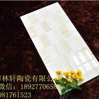 佛山瓷砖 光洁亮丽厨卫墙砖300*600内墙砖