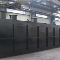 供应WSZ-0.5地埋式生活污水处理设备