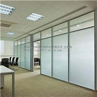1.8壁厚 玻璃隔断 办公室高隔间 玻璃隔墙