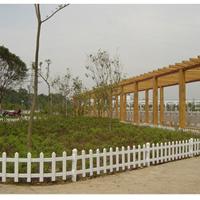 供应pvc绿化带草坪护栏,草坪护栏生产厂家
