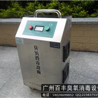 厂家直销小型臭氧发生器空气消毒水杀菌两用