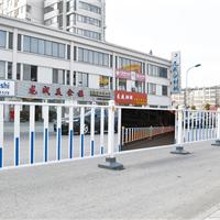 供应太阳能防眩光隔离护栏,镀锌钢质隔离栏