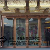 供应广州不锈钢玻璃门,不锈钢推拉门厂家