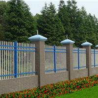 锌钢护栏围墙栏杆别墅小区工厂围栏