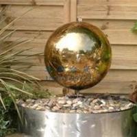 供应晶鼎不锈钢钛金球/316L不锈钢钛金球