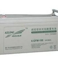科华蓄电池12V100AH