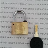 电力表箱挂锁 35奥迪铜锁