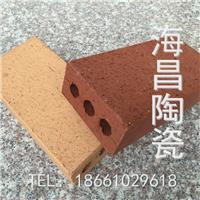 真空道板砖 真空砖 陶土烧结砖