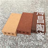 真空陶土砖/烧结砖/广场砖/道板砖/面包