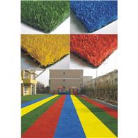 幼儿园塑胶儿童地板防撞墙塑,专用人造草坪
