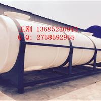供应10吨卧式水箱 5吨卧式水箱