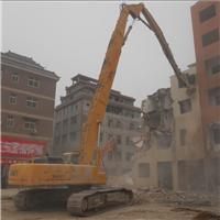 供应挖掘机拆除机|28米拆房机配液压剪