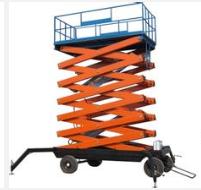 移动剪叉液压升降机企业专用 高空作业必选