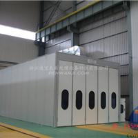 供应大型气力回收式喷砂房