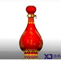 供应景德镇陶瓷酒瓶订做  陶瓷酒瓶厂家