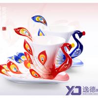 供应情侣咖啡杯,情侣对杯,定做陶瓷咖啡杯