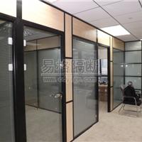 供应成都(易格)玻璃隔断、办公室玻璃装修