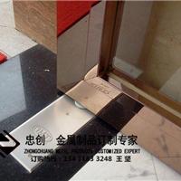 供应惠州商场不锈钢推拉门、地弹簧门厂家