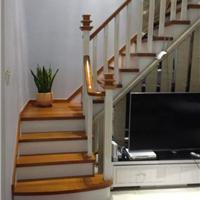 供应客厅楼梯复式楼梯实木楼梯