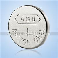 宁海电池批发商直销AG8纽扣电池30天包退换