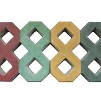 低价出售广州环保彩砖,透水砖,人行道彩砖