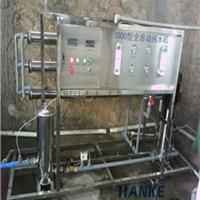 新疆水处理设备大型水处理双级反渗透水处理