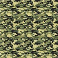 供应ktv儿童军绿色墙纸订制 迷彩服图案壁纸