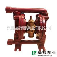 供应QBY-15TD铸铁气动隔膜泵