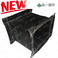 供应品一牌硅钛合成系列耐高温软连接