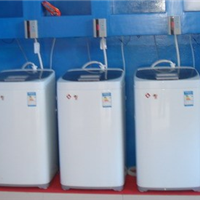 IC卡洗衣机��IC卡控电系统�蚩�水房刷卡器