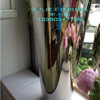不锈钢花盆厂家 圆林园艺花器