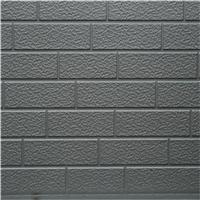供应轻钢别墅外墙板 保温装饰一体板