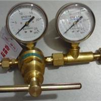 上海繁瑞空气压力表YQKG-10空气减压阀YQKG