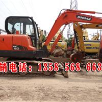 斗山DX60二手挖掘机价格及报价