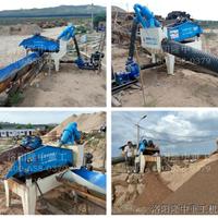 石料厂粉尘污染专家推荐用隆中细砂回收机