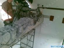 供应北京专业液压钳拆除地下室改造