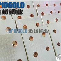 铜带软连接生产 矿用防爆开关铜软连接