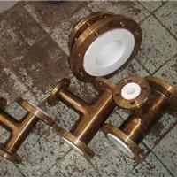 供应大口径钢衬四氟(PTFE)配件设备