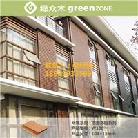供应工厂生态木墙板