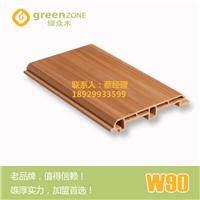 供应知名品牌绿众生态木墙板