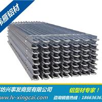 临朐工业铝型材生产厂家为您加工铝排管蒸发器