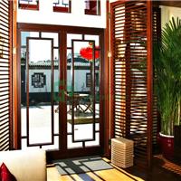 厂家生产 高档门窗 铝包木门窗 仿古门窗