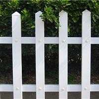 庭院围墙护栏pvc塑料院墙围栏 新农亮化专用