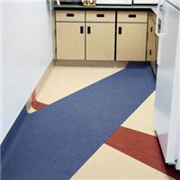 供应阿姆斯壮PVC地板:亚麻地板卷材