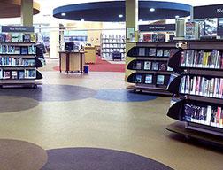 供洁福PVC地板:卷材,片材