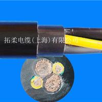 供应拓柔抗拉耐磨卷筒电缆、行车电缆