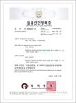 韩国专利证书-快速对洗式水质净化装置